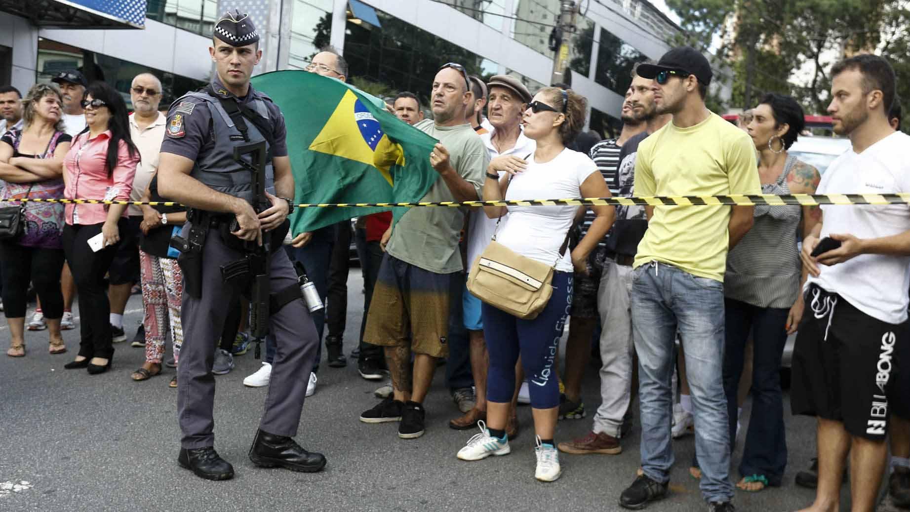 Las autoridades gubernamentales de Espírito Santo iniciaron un proceso contra funcionarios por delito de revuelta