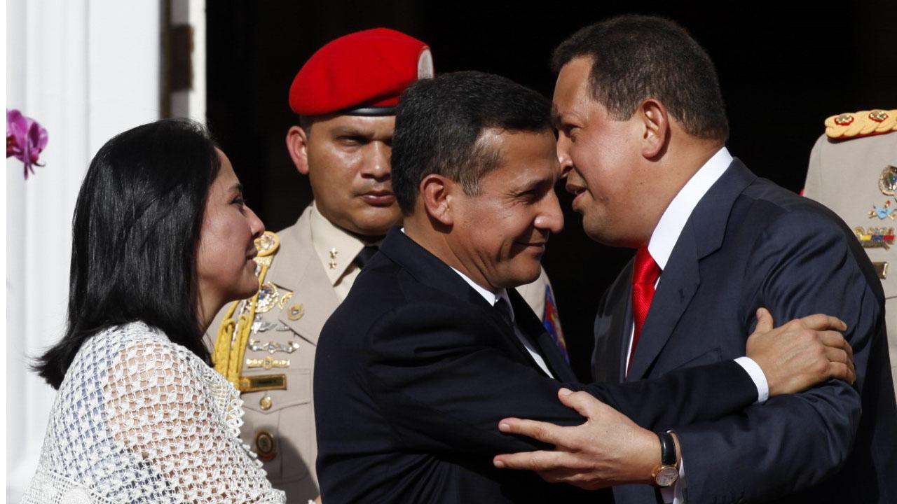 El expresidente peruano y Nadine Heredia señalaron que no tienen inconvenientes con la investigación