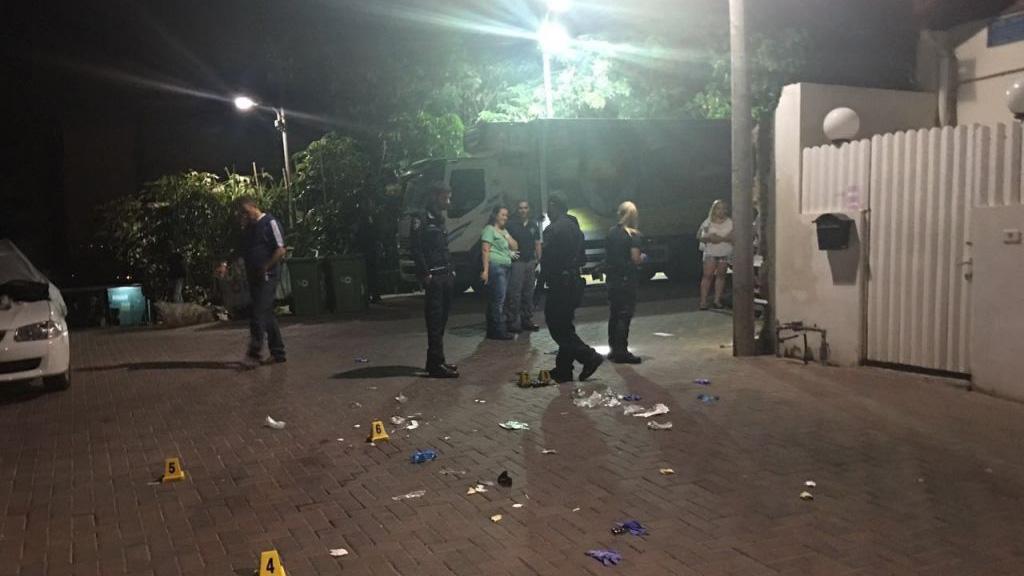 El suceso ocurrió en un mercado cerca de Tel Aviv en Israel