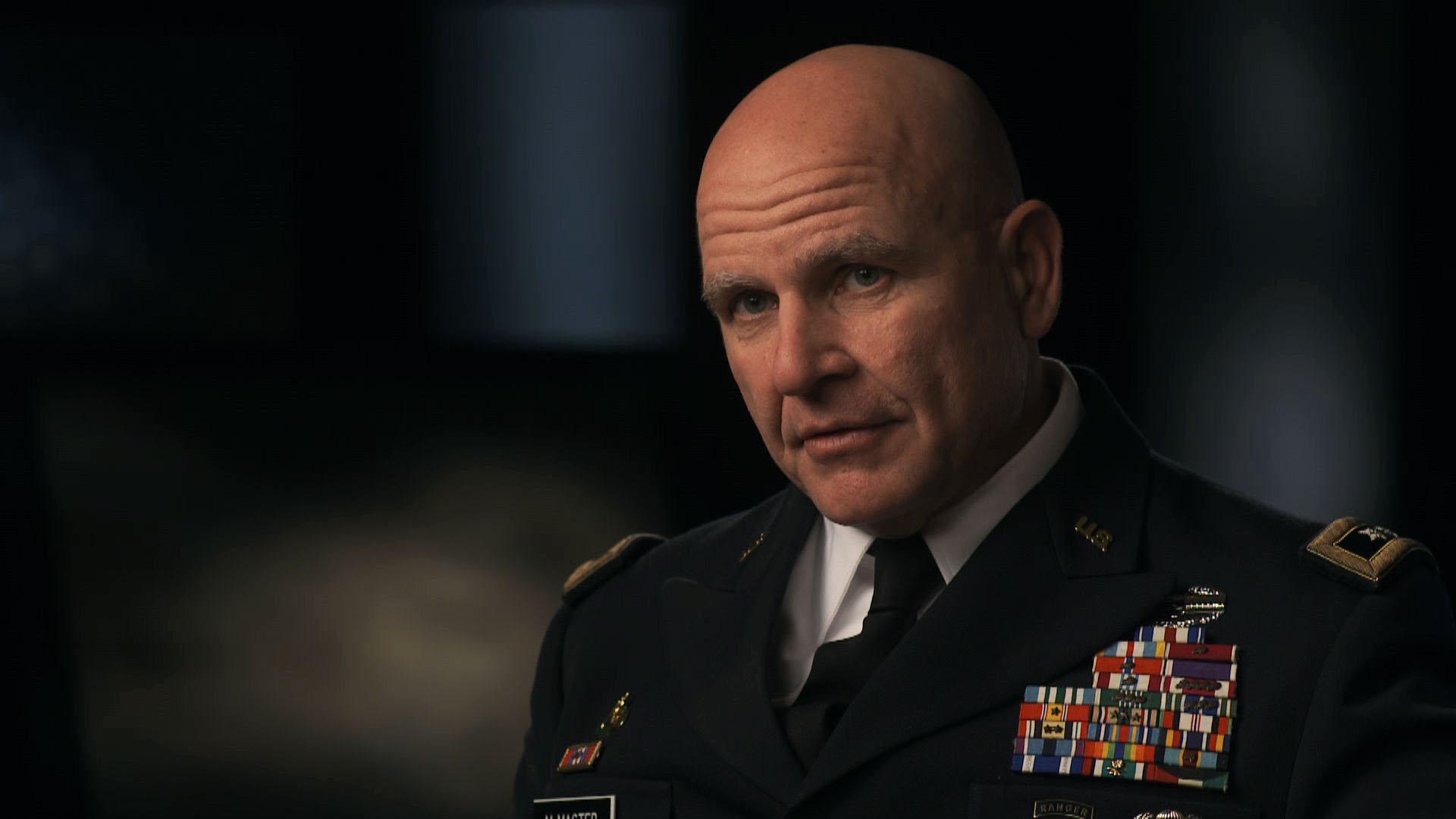 El mandatario estadounidense Donald Trump designó al general del ejército HR McMaster para cumplir el cargo