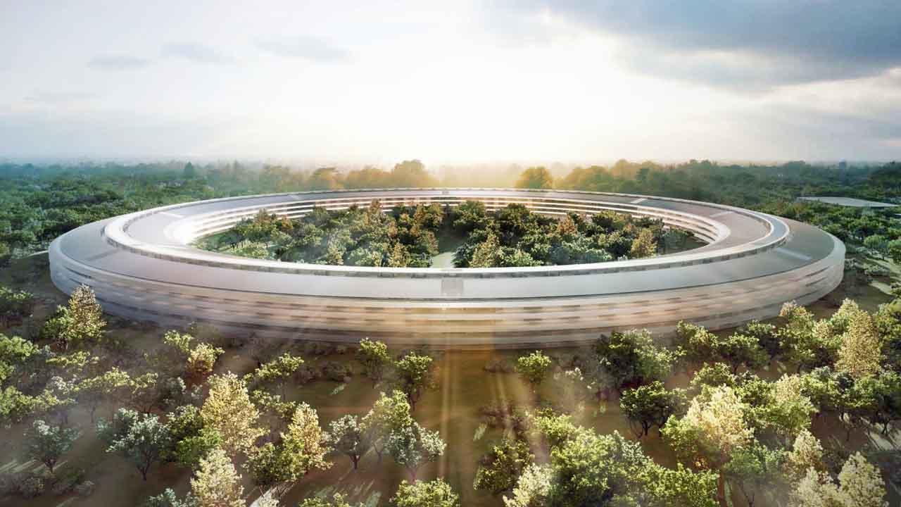Tim Cook, CEO de la compañía, expresó que el espacio está diseñado para inspirar a los más de 12 mil empleados