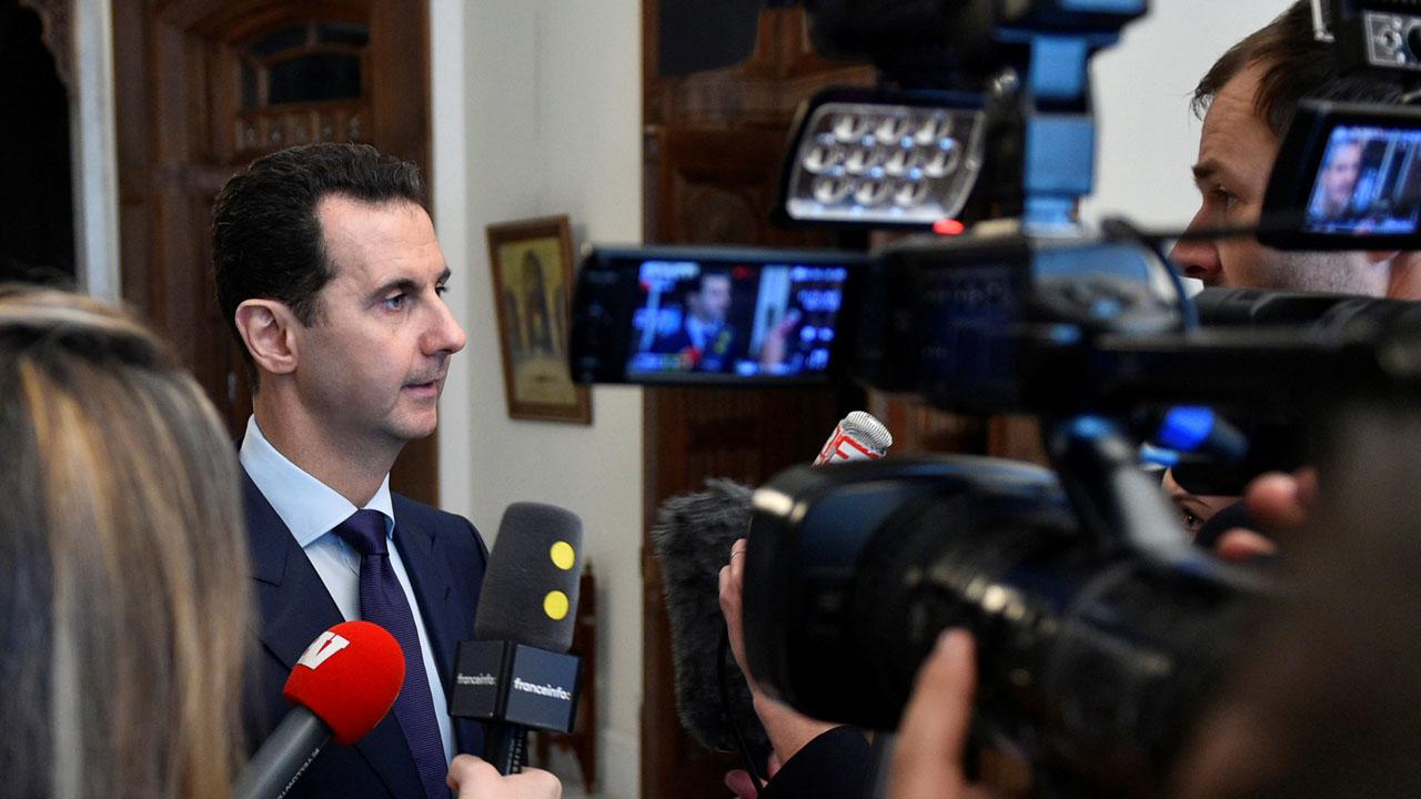 Esta campaña de mortalidad habría sido ordenada por el presidente sirio Bashar al Assad, en la prisión de Saydnaya, de Damasco