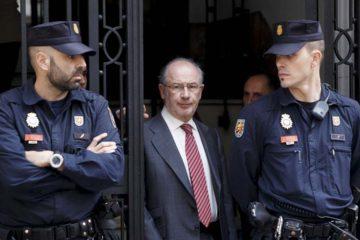 La Audiencia Nacional de España condenó a Rodrigo Rato, de 67 años, a 4 años de cárcel