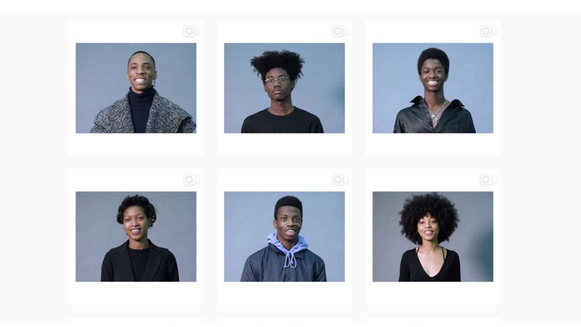 A través de Instagram, la marca italiana subió nueve videos de los candidatos a protagonizar la nueva pieza publicitaria de otoño