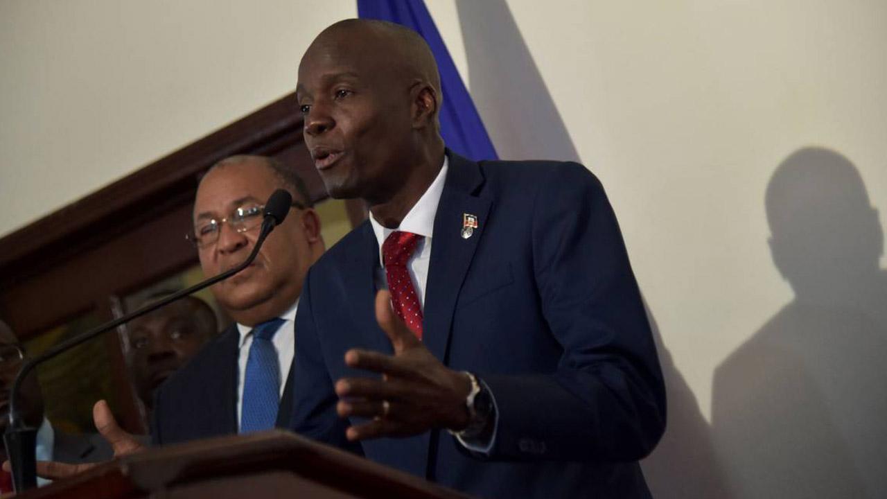 Jack Guy Lafrontant podría manejar al país caribeño