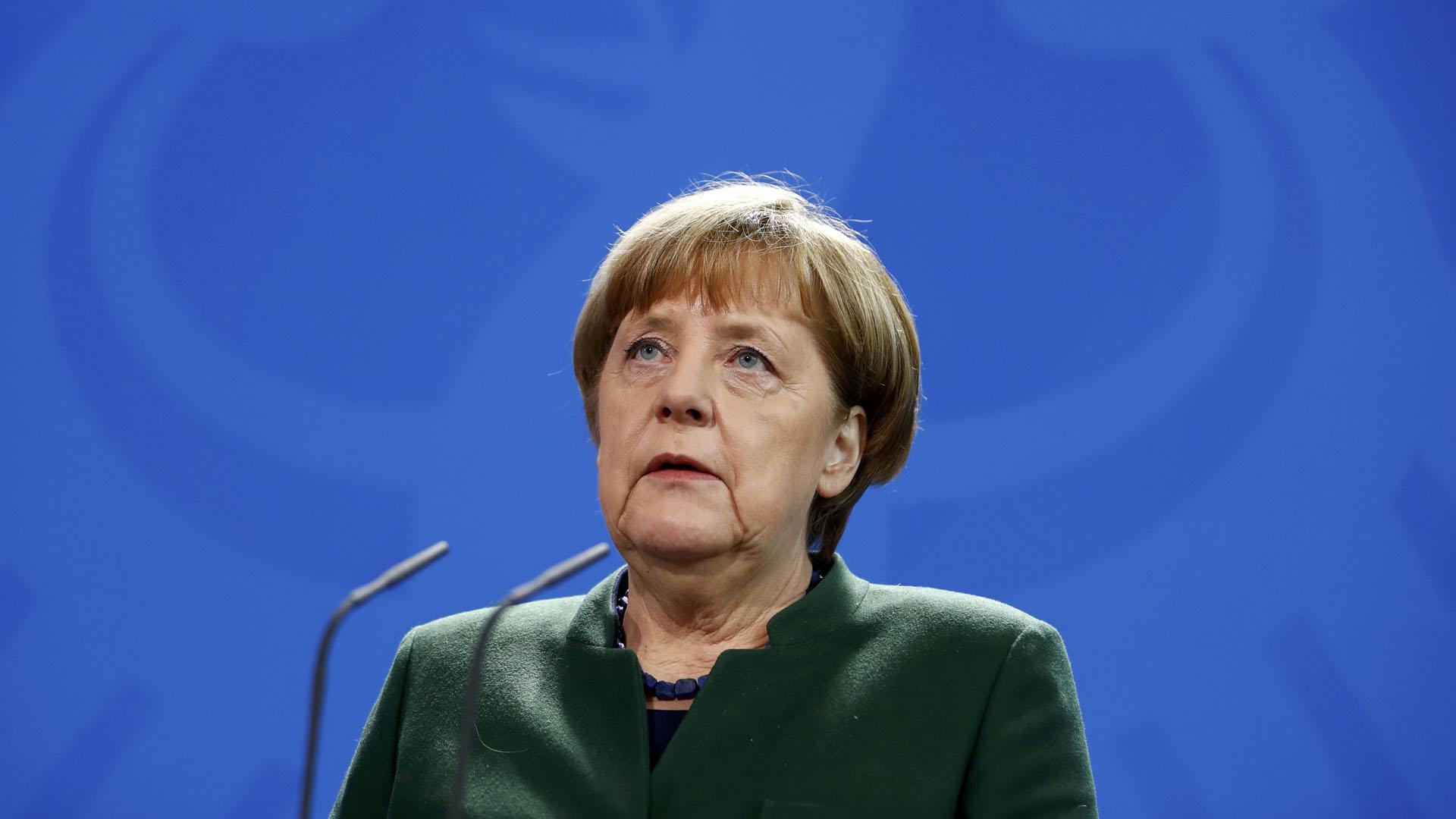 La canciller alemana expresó que se deben tener en cuenta los intereses de Europa y América Latina