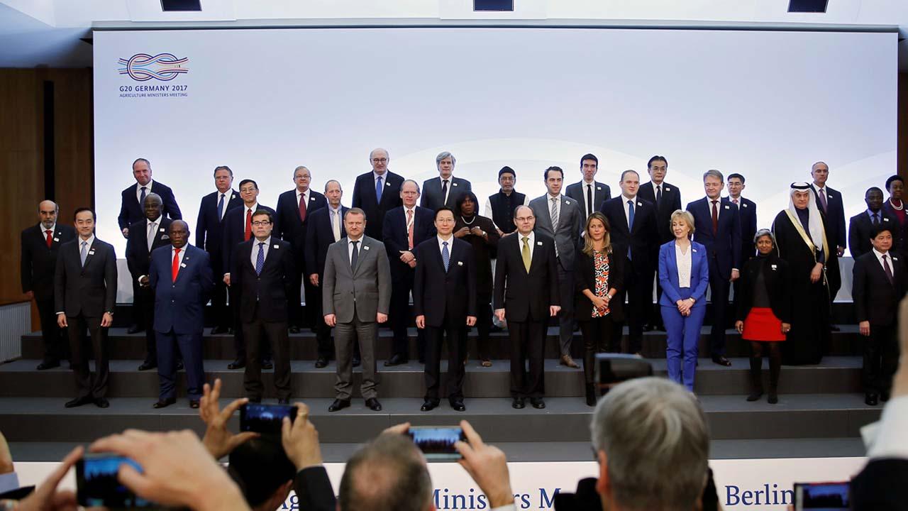 El congreso que reunirá jefes de Estado y de Gobierno se realizará en Hamburgo el próximo mes de julio