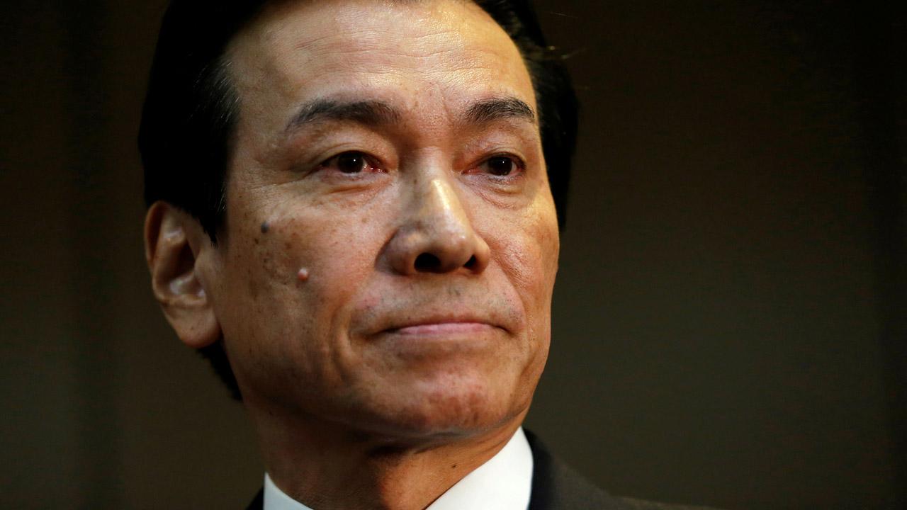 """El área de energía nuclear de la empresa en Estados Unidos sufrió una devaluación por la cual Shigenori Shiga asumió total """" responsabilidad por la gestión"""""""