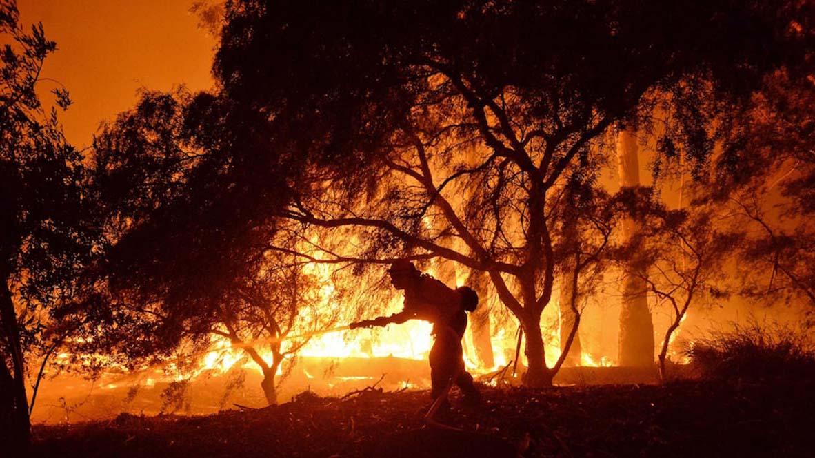 incendio culposo, Corporación Nacional Forestal, tribunal chileno, imputan, 7, personas, incendios forestales, chile, conaf,