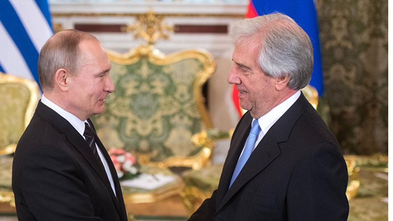 Ambos mandatarios crearon relaciones bilaterales