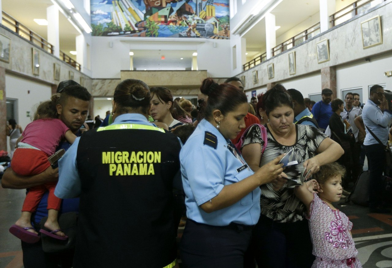 Los panameños y costarricenses buscan limitar el acceso de los extranjeros