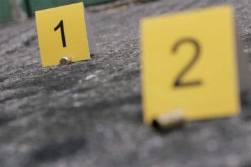 Los delincuentes le proporcionaron 10 disparos al hombre, mientras se bajaba de su vehículo Mitsubishi