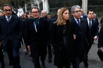 La Fiscalía de Cataluña inhabilito a Artur Mas por dos años por la consulta independentista
