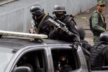 Un autobús había sido secuestrado en la zona capitalina, lo que originó un intercambio de disparos entre la GNB y los antisociales