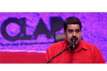 """El presidente Nicolás Maduro anunció que """"estos productos también escasean"""""""