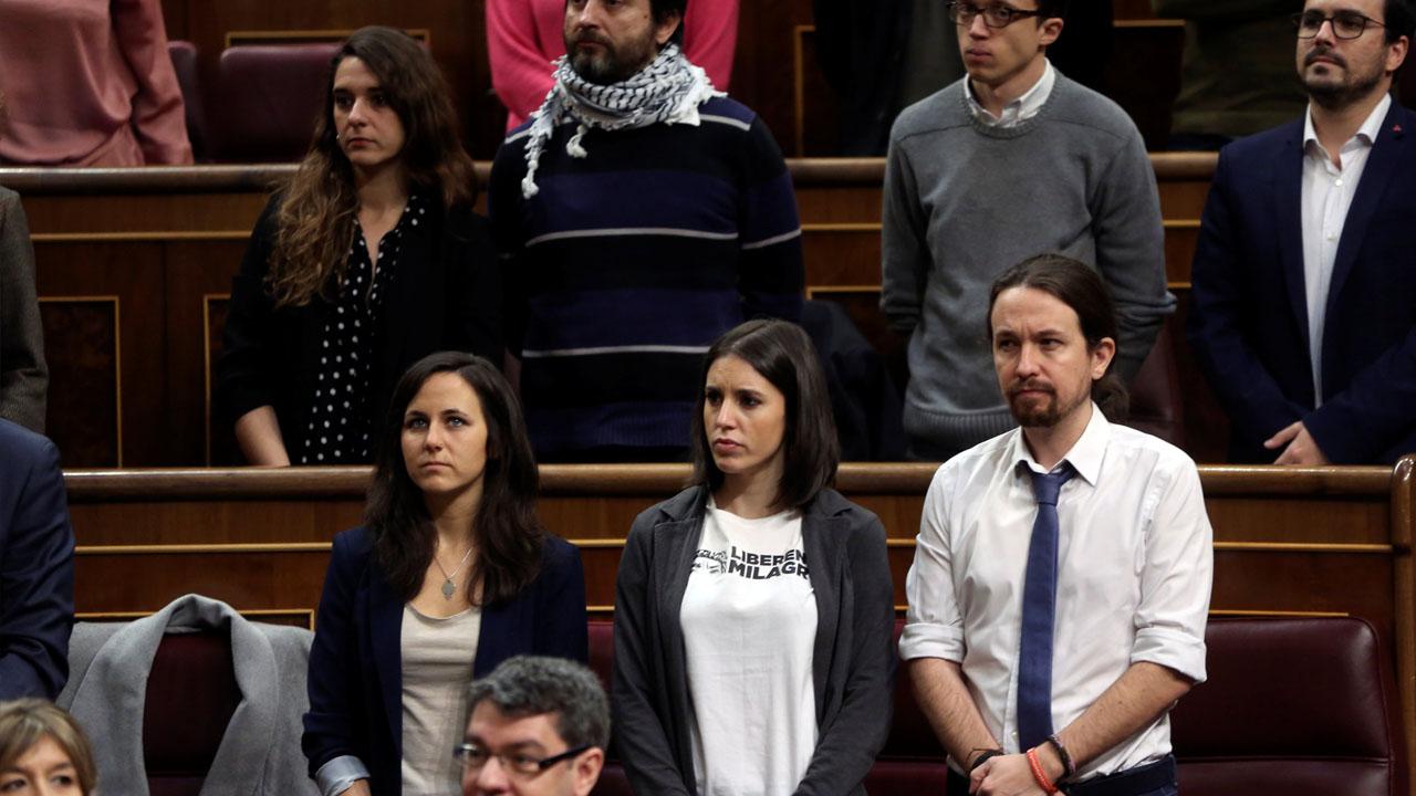 La Asociación de la Prensa de Madrid (APM) indicó que varios periodistas se han visto intimidados por el circulo cercano a Pablo Iglesias