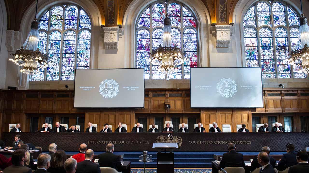 Ucrania hizo una denuncia ante la Corte Internacional de Justicia de la ONU por delitos relacionados con la guerra