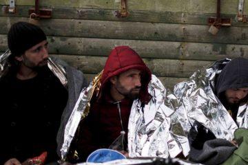 La cantidad de personas que llegó a las islas del Egeo en los últimos dos días es la más alta hasta la fecha