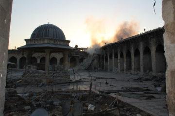 La ofensiva fue asumida por Estados Unidos quien aseveró que el objetivo del ataque era Al Qaeda y no el edificio religioso