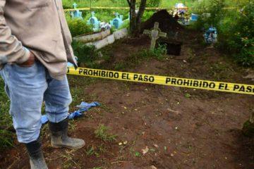 Este domingo un total de 47 cráneos fueron encontrados en 8 fosas ilegales que se suman a los 250 encontrados hace una semana
