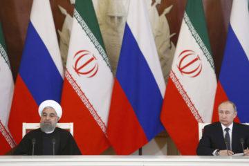 Tanto Vladimir Putin como Hassan Rohani, expresaron que las colaboraciones seguirán en vigencia con el objetivo de seguir la lucha contra el terrorismo