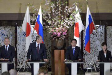 Ambos países tomaron la decisión de prestar colaboración mutua en respuesta a la amenaza nuclear que representa Corea del Norte