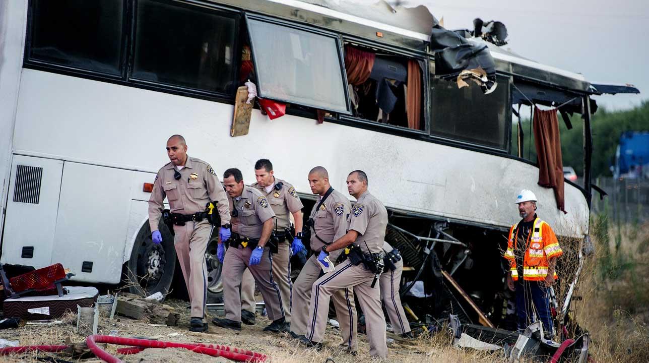El siniestro ocurrió en el centro de Texas, dentro de la localidad de San Antonio