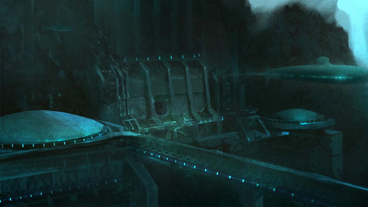 El laboratorio profundo tendrá la capacidad de albergar a docenas de personas durante meses