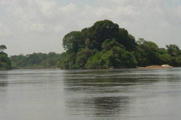 Río Orinoco alcanzó los 18.24 metros sobre el nivel del mar