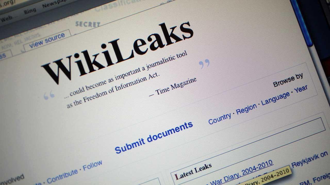 La plataforma de filtraciones reveló supuestos archivos que aluden a prácticas de ciberespionaje