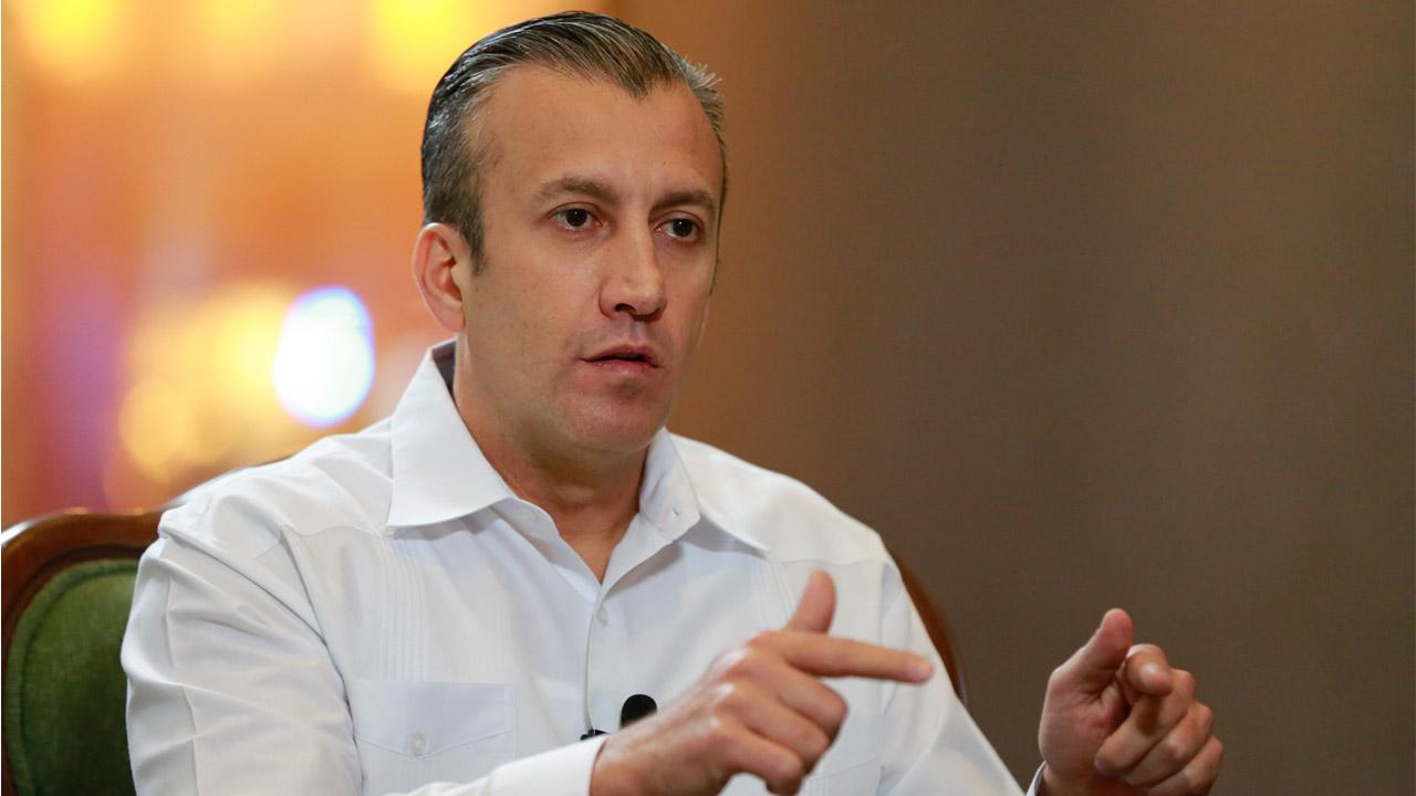 El vicepresidente de la República, Tareck El Aissami, destacó que ya no se ofertarán más dólares en el sistema de subasta de divisas Dicom