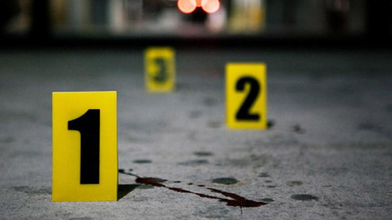 También dos adultos fueron víctima de este atentado
