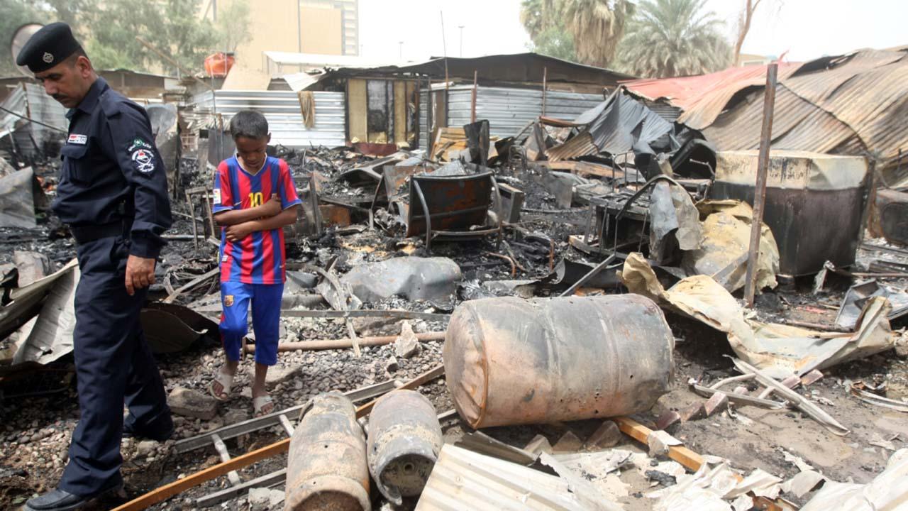 Varias personas murieron en el atentado