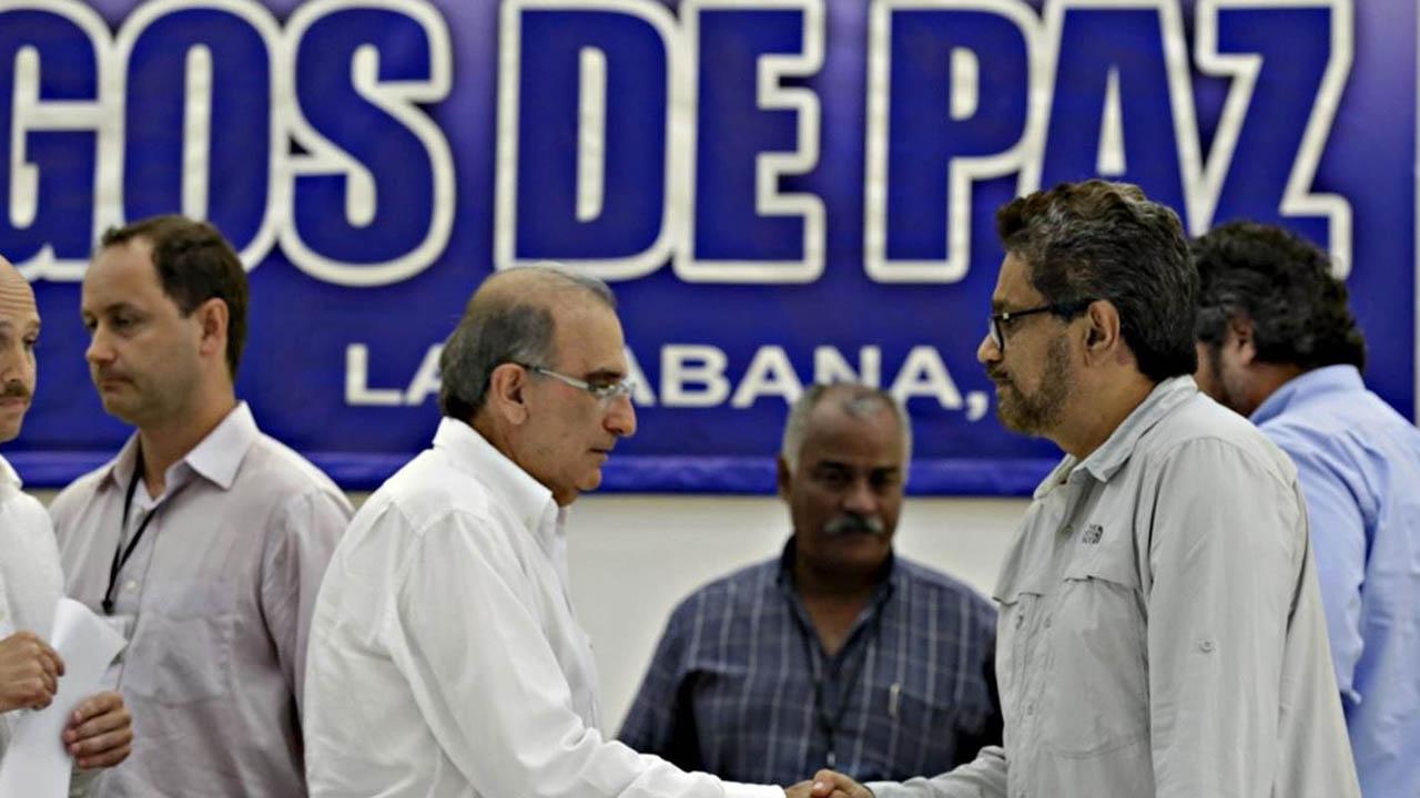 El gobierno colombiano ya hizo la paz con las FARC