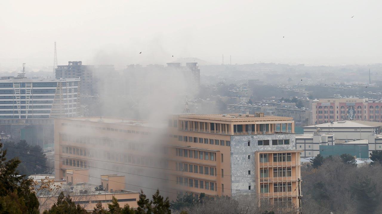 La explosión acabó con la vida de 30 personas. otras 60 quedaron heridas