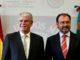 Los cancilleres de ambos países se reunieron para plantear asuntos de interés común ante la nueva administración estadounidense
