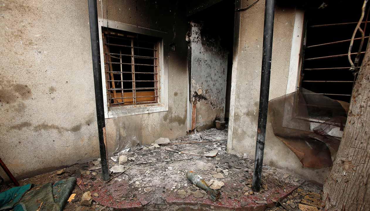 Aunque las investigaciones continúan, las autoridades indican que el Estado Islámico es el responsable de instalar explosivos en las viviendas