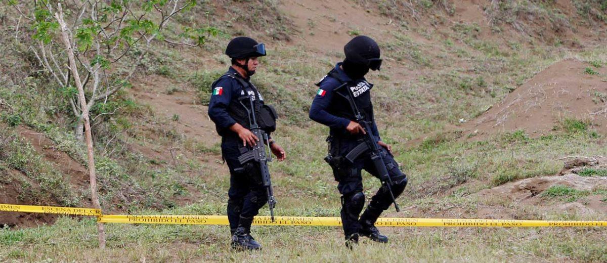 """""""Vamos a trabajar hasta que dejemos de encontrar algún cadáver"""", expresó el fiscal general, Javier Pérez"""