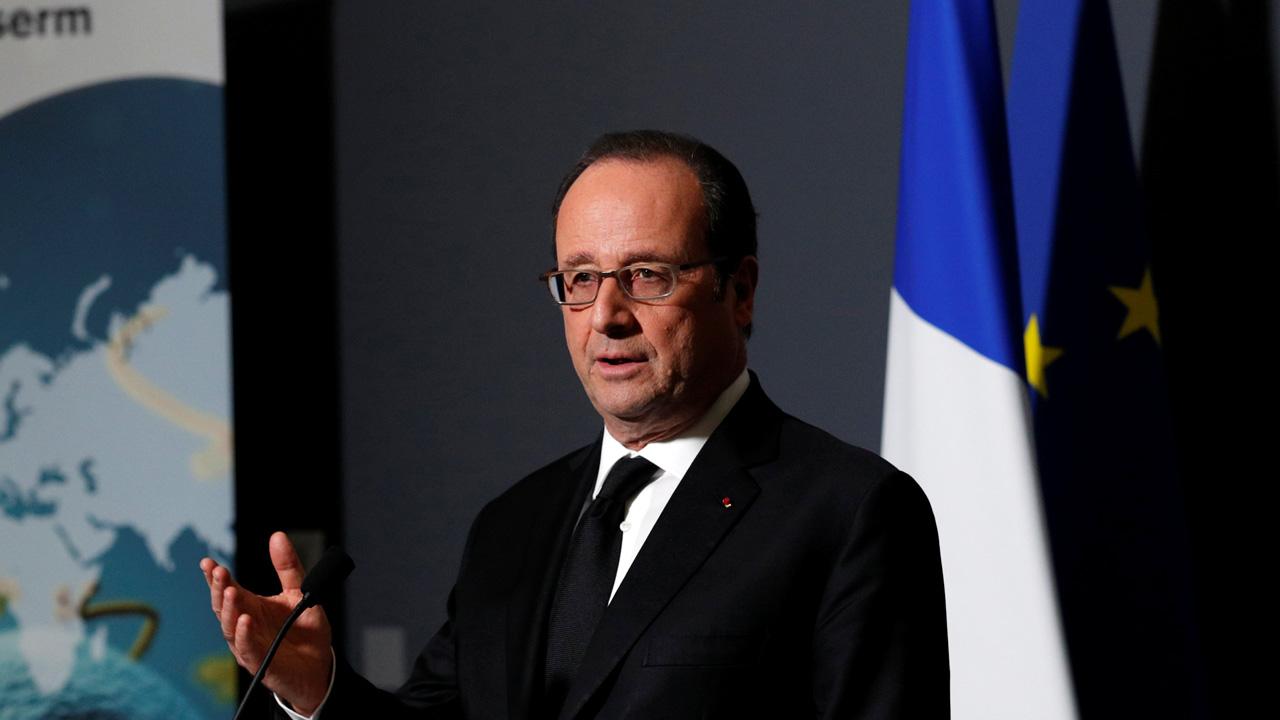 """El mandatario francés alertó sobre los candidatos populistas y su deseo de """"cerrarse al mundo rodeado de barreras"""""""