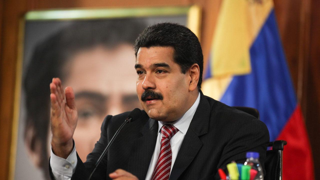 Nicolás Maduro tuvo una conversación telefónica
