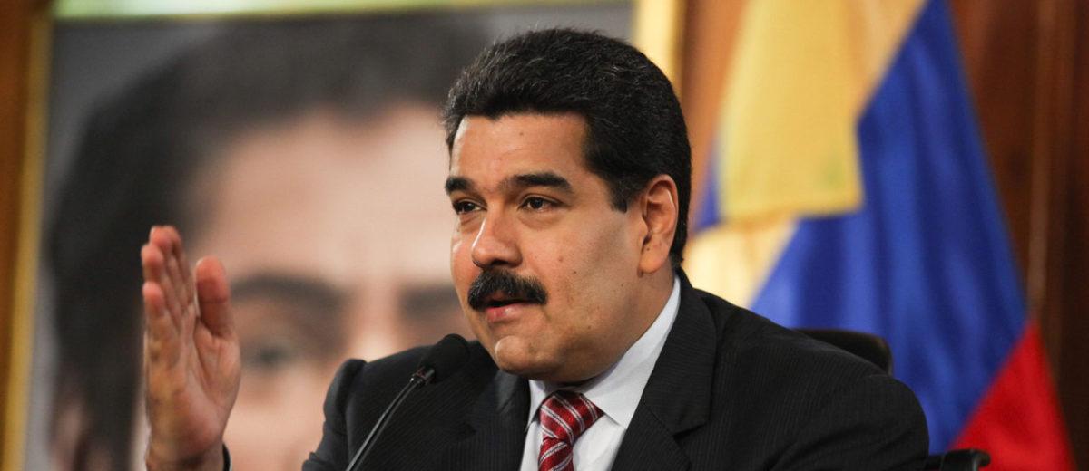 El mandatario venezolano pidió ayuda al organismo