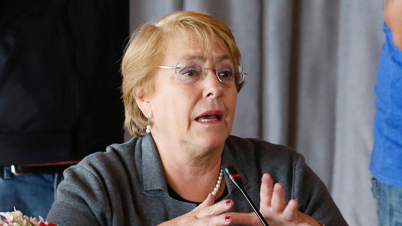 La mandataria chilena ratificó declaración de Lima, condenó la ruptura del orden democrático en el país