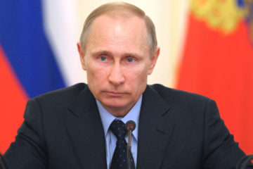 El mandatario ruso se reunió con la candidata francesa