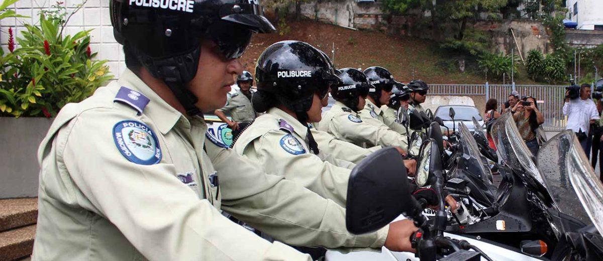Se instalaron más puntos de control diurnos y nocturnos en las tres avenidas principales de la jurisdicción