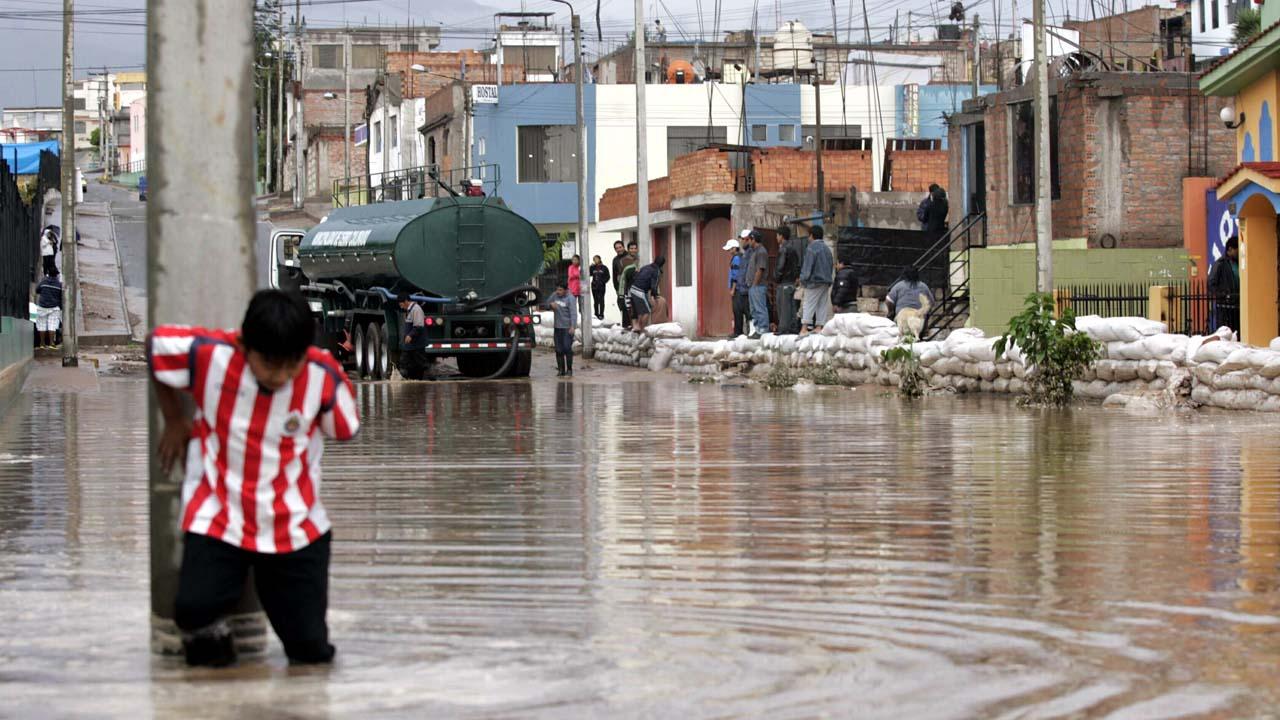Más de 700 personas se quedaron sin casas en el país