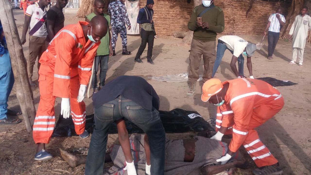 El ataque suicida ocurrió en un campamento de refugiados que huían de la milicia Boko Haram