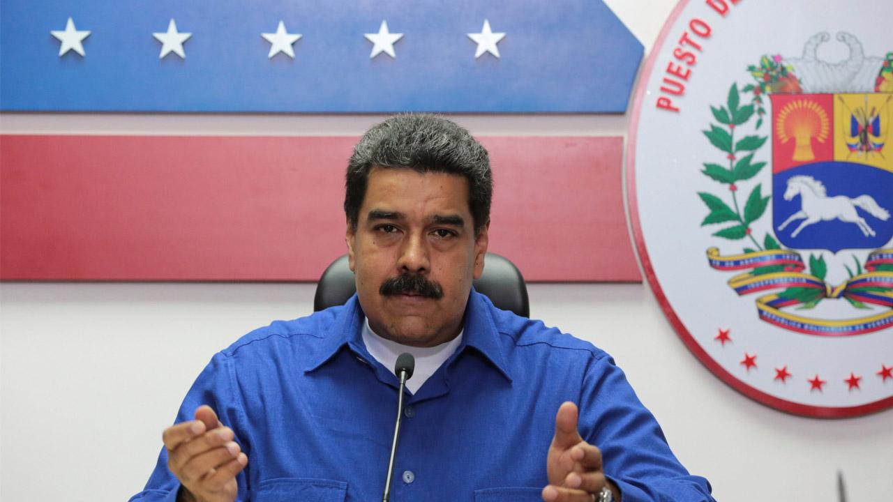 El presidente de Venezuela hizo esta afirmación durante la inauguración de una base de misiones Simón Rodríguez