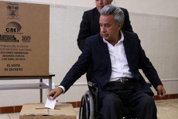 Guillermo Lasso, adversario del presidente electo, solicitó un nuevo conteo de votos asegurando que 2 mil actas presentan irregularidades
