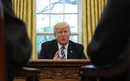 El mandatario aseguró que es posible que la situación con Corea del Norte se salga de control debido a sus programas nucleares