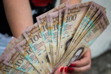 La firma consultora venezolana señaló que se prevé que la inflación acumulada para 2018 sea del 805.001%